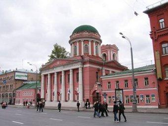 Храм Иоанна Богослова на Новой Площади. Фото с сайта rpi.su
