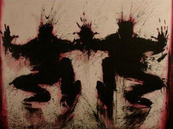 Работа Ричарда Хэмблтона из коллекции галереи V-Art. Изображение предоставлено JMgroup