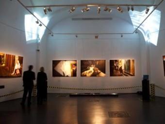 """На одной из выставок в """"Триумфе"""". Фото с сайта галереи"""