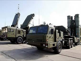 ЗРК С-400. Фото с сайта rosprom.gov.ru