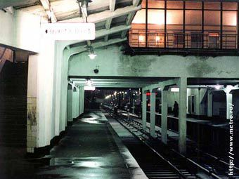 """Станция """"Студенческая"""". Фото с сайта metro.ru"""