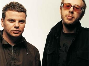 The Chemical Brothers. Фото с официального сайта коллектива