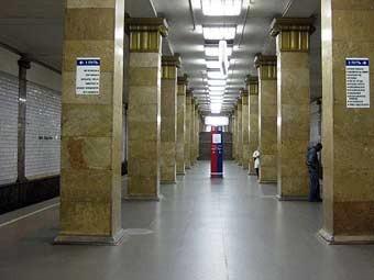 """Станция """"Парк культуры"""". Фото Ивана Гриценко"""