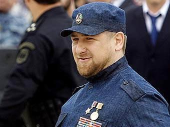 Рамзан Кадыров. Фото ©AFP
