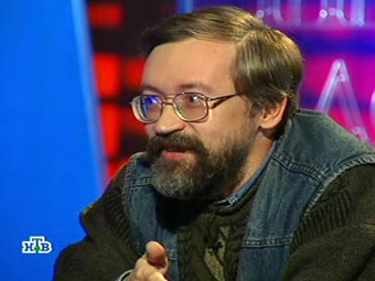 Максим Мошков. Кадр телеканала НТВ