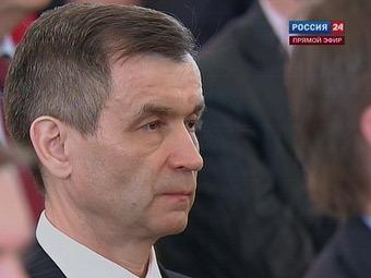 "Рашид Нургалиев. Кадр телеканала ""Россия 24"""