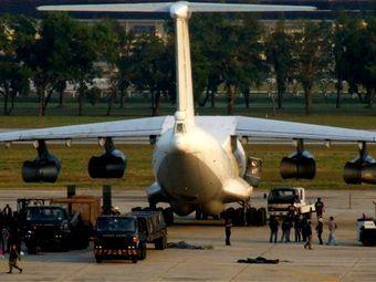 Ил-76. Архивное фото ©AP