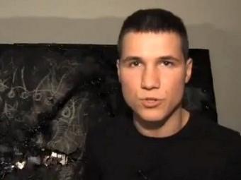 Илья Трушевский. Кадр видеозаписи с сайта YouTube