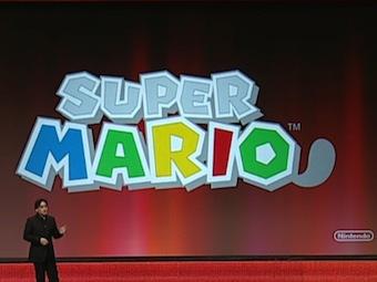 Анонсирован новый Super Mario 3DS
