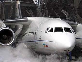 Ан-148. Фото пресс-службы ОАК