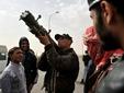 Повстанцы в городе Рас-Лануф на востоке Ливии. Фото (c)AFP