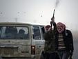 Ливийские повстанцы. Фото (c)AFP