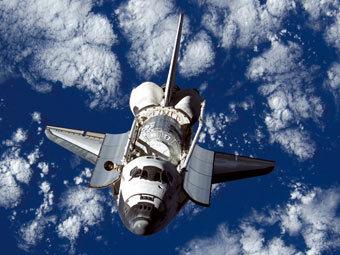"""Шаттл """"Дискавери"""". Фото NASA"""