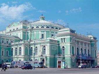 Мариинский театр.  Фото с официального сайта.