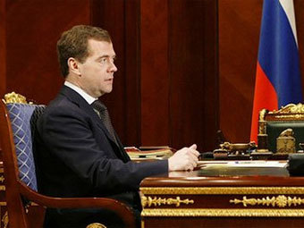 Медведев позвал японцев на работу в Сибирь