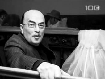 """Леонид Сац. Фото, переданное телеканалом """"100 ТВ"""""""