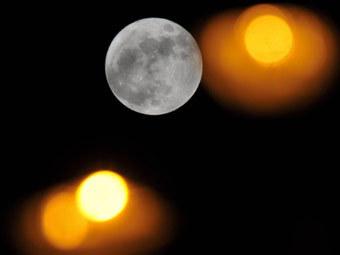 Луна побила рекорд яркости