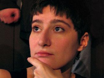 Поэтесса Мария Степанова. Фото c сайта vavilon.ru