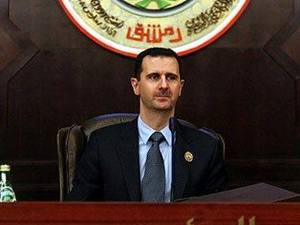 Президент Сирии Башар Асад. Архивное фото ©AFP