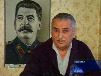 Евгений Джугашвили. Кадр НТВ, архив