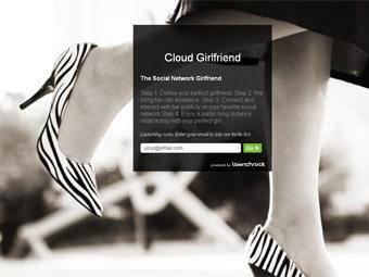 Cloud Girlfriend
