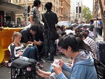 Мобильная новость: Мобильная новость: Начинаются мировые продажи iPad 2.