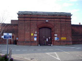 Тюрьма в Норидже. Фото с сайта nationalflooring.co.uk