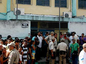 Кадр с места событий. Фото с сайта noticias.terra.com.br