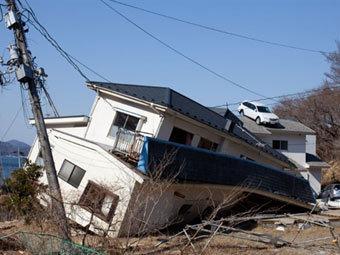 Последствие землетрясения в Японии в марте 2011 года. Фото ©AFP