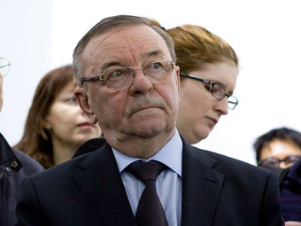 Владимир Шевченко. Фото с сайта yeltsincenter.ru