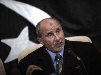 Мустафа Абдель Джалил. Фото ©AFP