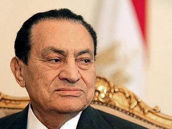Хосни Мубарак. Фото ©AFP