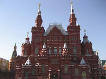 Государственный Исторический Музей. Фото с сайта museum.ru