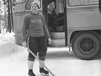 Юрий Гагарин в 1963 году. Фото Бориса Смирнова