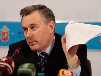 Вячеслав Хаустов. Фото с сайта flb.ru
