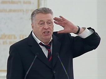 Жириновский вступился за голодных депутатов