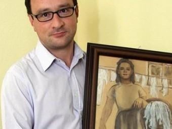 поляк женился на картине