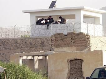 Из тюрьмы в Кандагаре сбежали 476 заключенных.