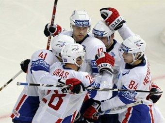 Хоккеисты сборной Франции перепутали Словакию с Польшей