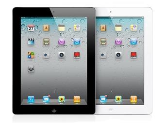 Планшеты iPad 2, изображение с сайта Apple