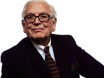 Пьер Карден не просто модельер, он - человек-бренд.  На самом деле...