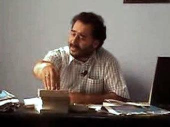 Осман Зор. Кадр видеозаписи с сайта trtube.com