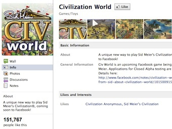 Civ World
