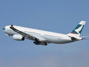 A330-300 авиакомпании Cathay Pacific. Фото с сайта airplane-pictures.net