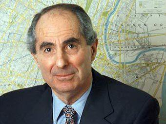 Филип Рот. Фото с сайта mhpbooks.com