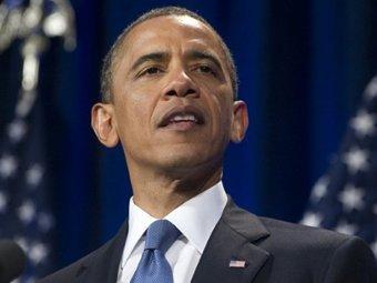 Барак Обама. Фото ©AFP