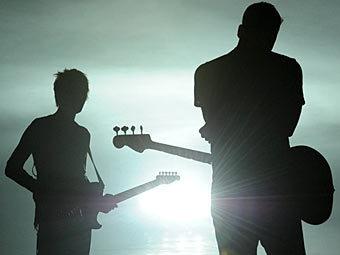 Muse на концерте в Лос-Анджелесе. Фото с сайта muse.mu