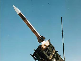Подвижная ракетная установка комплекса Patriot, используемая армией США. Фото с сайта redstone.army.mil