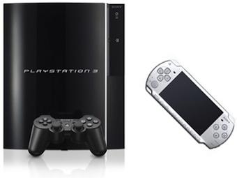 PlayStation 3 и PSP
