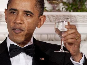 Барак Обама. Фото ©AP